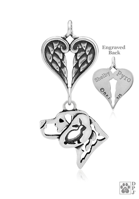 Beagle Memorial Gift, Beagle Memorial Jewelry, Beagle Sympathy Gift, Beagle Sympathy Jewelry, Sterling Silver Beagle Necklace, Beagle Rainbow Bridge Gifts, Beadle Pet Memorial, Death Of A Dog, Loss Of A Dog, Pet Sympathy Gifts