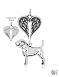 Beagle Memorial Gifts, Beagle Memorial Keepsake, Beagle Remembrance, Beagle Pet Memorial, Beagle Memorial Jewelry, Beagle Sympathy Gift, Beagle Sympathy Jewelry, Beagle Inspirational Gifts, Dog Inspirational Gifts,