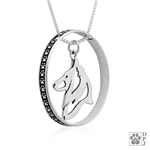 Sterling Silver Belgian Sheepdog Necklace, Sterling Silver Belgian Sheepdog Jewelry, Belgian Sheepdog Gifts, Belgian Sheepdog Products, Sterling Silver Belgian Sheepdog Pendant, Belgian Sheepdog Bling, Belgian Sheepdog Breed, Belgian Sheepdog Gifts