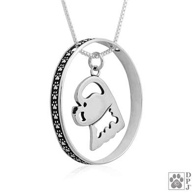 Bichon Frise Gifts, Bichon Frise Necklace, Bichon Frise Jewelry, Bichon Frise Pendant, Bichon Frise Charm, Bichon Frise Bling, Bichon Frise Products, Bichon Frise Breed Jewelry, Purebred Dog Gifts, Best Dog Gifts, Top Rated Dog Gifts
