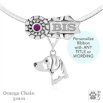 Best In Show Brittany Jewelry, Best In Show Brittany Pendant, Best In Show Brittany Necklace