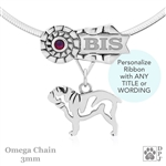Best In Show Bulldog Jewelry, Best In Show Bulldog Pendant, Best In Show Bulldog Necklace