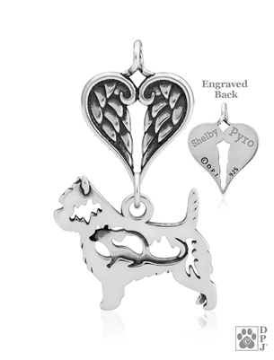 Cairn Terrier Memorial Gifts, Cairn Terrier Memorial Jewelry