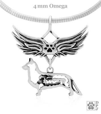 Cardigan Welsh Corgi Memorial Jewelry, Corgi Memorial Jewelry, Corgi Memorial Gifts