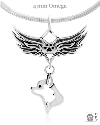 Chihuahua Memorial Jewelry, Chihuahua Memorial Gifts, Chihuahua Memorial Keepsake