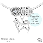Best In Show Chihuahua Jewelry, Best In Show Chihuahua Pendant, Best In Show Chihuahua Necklace