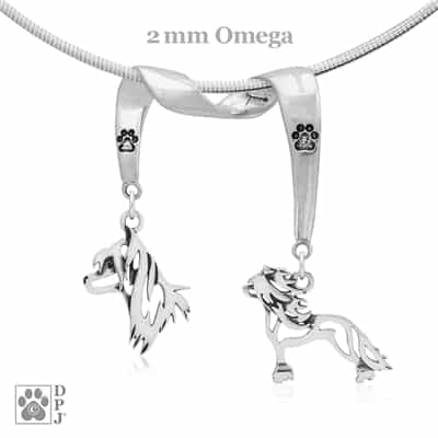 Chinese Crested Necklace, Chinese Crested Gifts, Chinese Crested Jewelry