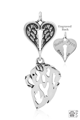 Chow Chow Memorial Jewelry, Chow Chow Memorial Gifts, Chow Chow Memorial Keepsake