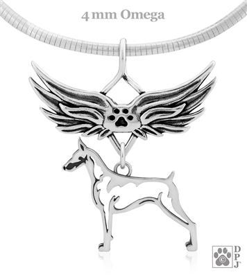 Doberman Pinscher Memorial Jewelry, Doberman Pinscher Memorial Gift, Doberman Pinscher Memorial Necklace, Doberman Memorial Jewelry, Doberman Memorial Gift, Doberman Memorial Necklace