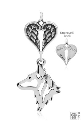 Dutch Shepherd Memorial Jewelry, Dutch Shepherd Memorial Gifts, Dutch Shepherd Memorial Keepsake