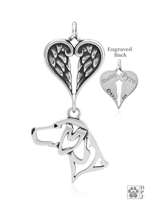 German Shorthaired Pointer Jewelry, German Shorthaired Pointer Necklace, German Shorthaired Pointer Gift
