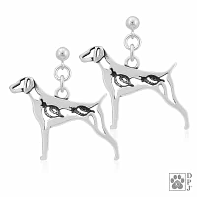 German Shorthaired Pointer Earring