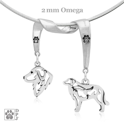 Great Pyrenees Necklace, Great Pyrenees Jewelry