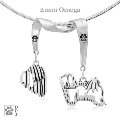 Havanese Necklace, Havanese Jewelry