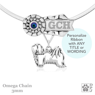 Best In Show Havanese Jewelry, Best In Show Havanese Pendant, Best In Show Havanese Necklace