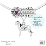 Best In Show Irish Wolfhound Jewelry, Best In Show Irish Wolfhound Pendant, Best In Show Irish Wolfhound Necklace