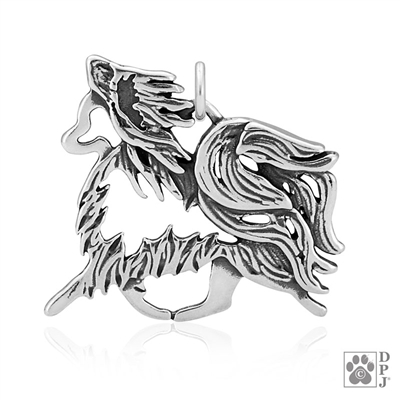 Sterling Silver Gaiting Papillon Jewelry, Papillon Jewelry, Papillon Jewellery,