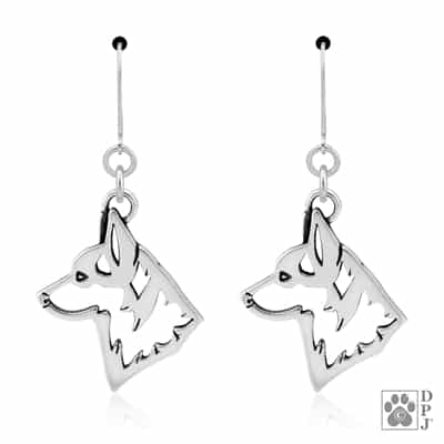 Pembroke Welsh Corgi Earrings
