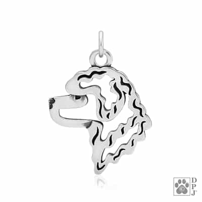 Portuguese Water Dog Pendant