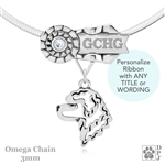 Best In Show Portuguese Water Dog Jewelry, Best In Show Portuguese Water Dog Pendant, Best In Show Portuguese Water Dog Necklace