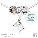Best In Show Rat Terrier Jewelry, Best In Show Rat Terrier Pendant, Best In Show Rat Terrier Necklace