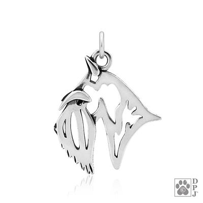 scottish terrier Pendant, scottish terrier Charm, scottish terrier Gifts