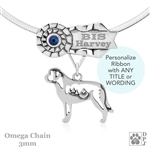 Best In Show Saint Bernard Jewelry, Best In Show Saint Bernard Pendant, Best In Show Saint Bernard Necklace