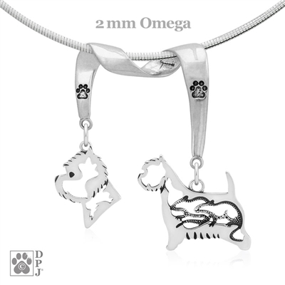 West Highland White Terrier Necklace, West Highland White Terrier Jewelry