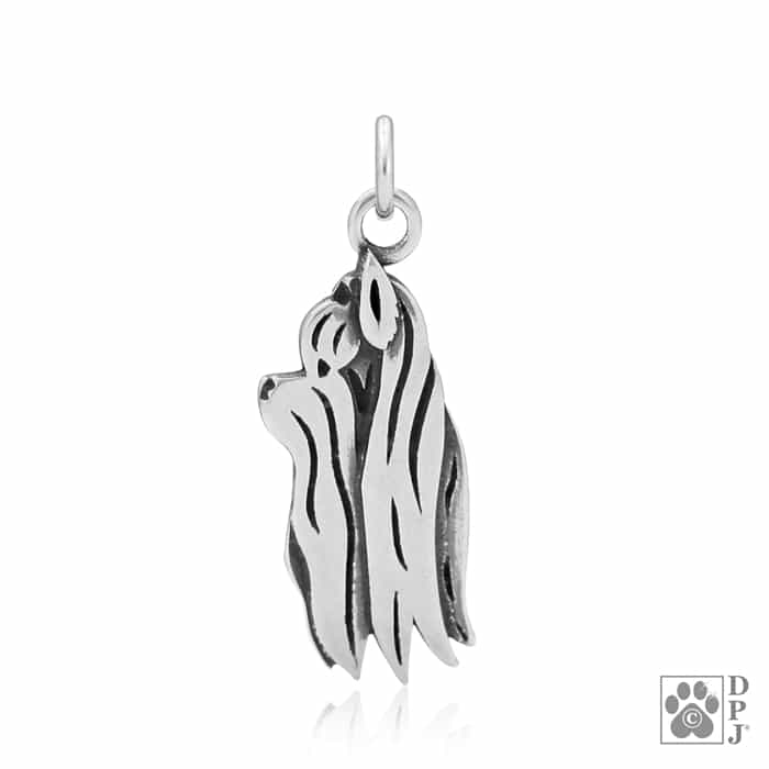 Yorkshire terrier jewelry yorkshire terrier pendant yorkshire price 3250 aloadofball Image collections