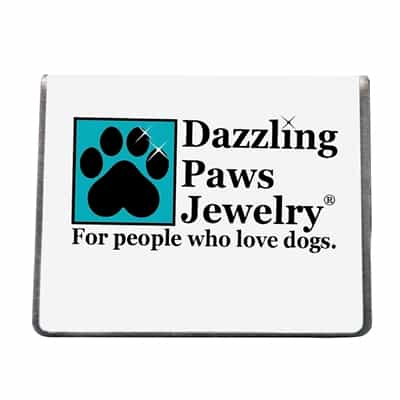 Dazzling Paws Jewelry Sign