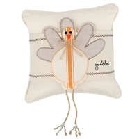 Turkey Dangle Leg Pillow Wrap