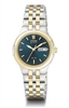 Ladies Citizen Eco-Drive Two Tone Blue Dial Corso Watch