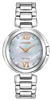 ladies citizen eco-drive cappella ladies diamond watch