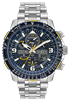 men's citizen eco-drive blue angels promaster Skyhawk atomic time keeping watch JY8078-52L