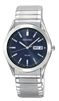 Men's Seiko Core Collection Solar Expansion Band Watch