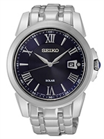 Men's Seiko Le Grand Sport light powered stainless steel watch