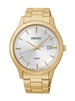 Mens Gold Seiko Watch