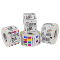 Zebra Paper Label - 10026378