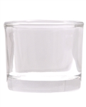 Round Votive Holder - Clear