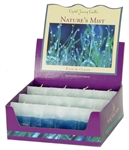 Aromatherapy Two Scented Square Votives - Nature's Mist - Ocean & Rain