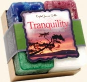 Herbal Gift Set - Tranquility Candles