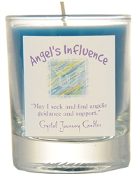 Herbal Magic Filled Votive Holders - Angel's Influence