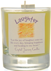 Herbal Magic Filled Votive Holders - Laughter