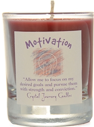 Herbal Magic Filled Votive Holders - Motivation