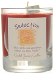 Herbal Magic Filled Votive Holders - Seduction