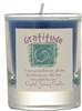 Herbal Magic Filled Votive Holders - Gratitude