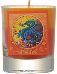 Filled Votive Holders Mandala - Energy