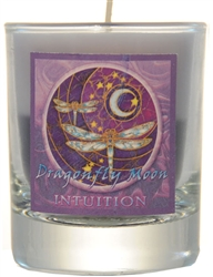 Filled Votive Holders Mandala - Intuition