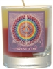 Filled Votive Holders Mandala  - Wisdom