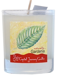 Soy Filled Votive Holders - Gardenia